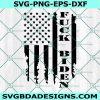 American Flag Fuck Biden Svg, Fuck Biden Svg, Anti Joe Biden Svg, Distressed Flag Svg, Cricut, Digital Download