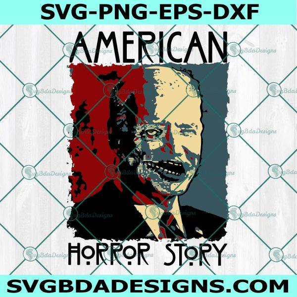 American Horror Biden Svg, Zombie Biden Svg, anti biden svg, Halloween svg, Cricut, Digital Download