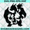 Charmander Evolution SVG Charmeleon Charizard Pokemon svg, Ash Ketchum Pokeball Master Game Svg, Cricut, Digital Download