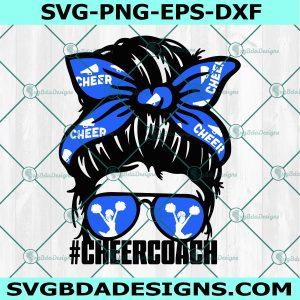 Cheer Coach SVG, Cheerleader Svg Cheerleading Svg Coach Life Svg, Coach svg, Cricut, Digital Download