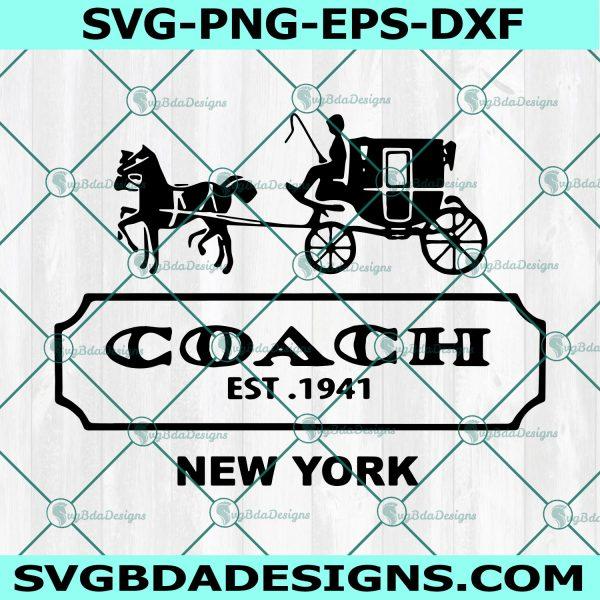 Coach Buggy EST 1941 SVG, Horse & Buggy SVG, Cinderella Coach Svg, Cricut, Digital Download