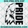 Eagles Svg, Eagles Mascot Sports SVG, HighSchool Mascot svg, School Football Baseball Svg, Cricut, Digital Download