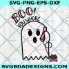 Ghost Boo You Whore Svg,Mean Girls Svg, Ghost Cute Svg, Halloween Svg,Cricut, Digital Download