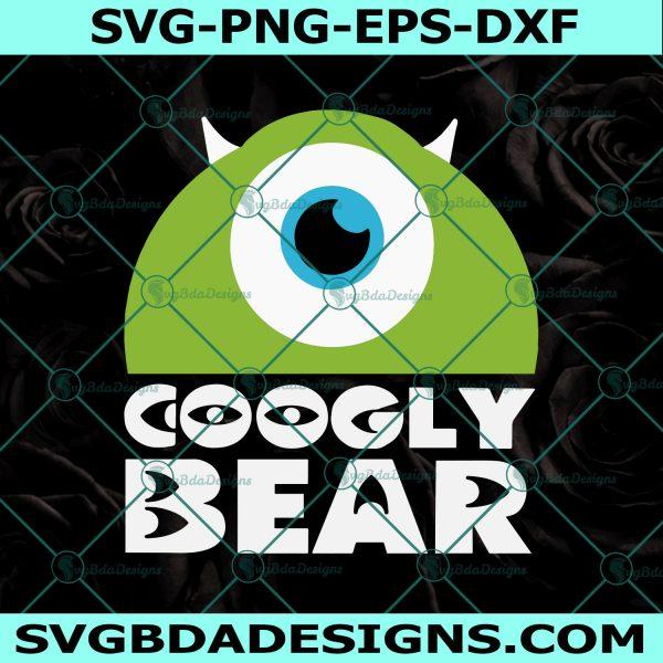 Googly Bear Svg,Monsters Inc svg, Disney svg, Cricut, Digital Download