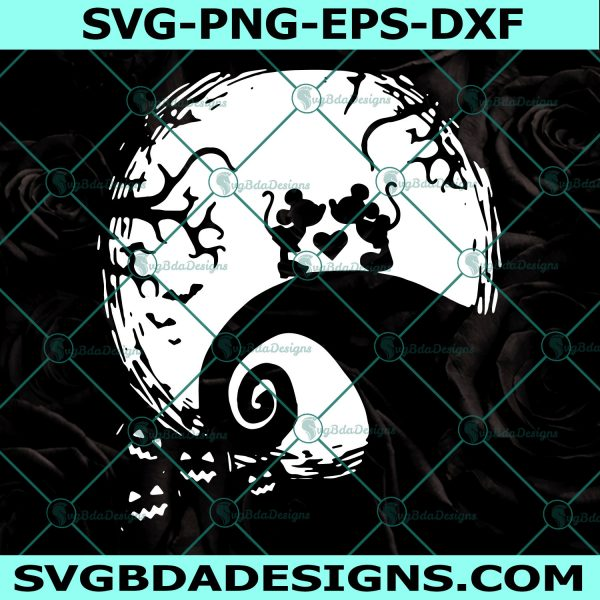 Mickey halloween Svg, Mickey Mouse Svg, Minnie Mouse Svg, oggie boggie Svg, Halloween Svg, Cricut, Digital Download