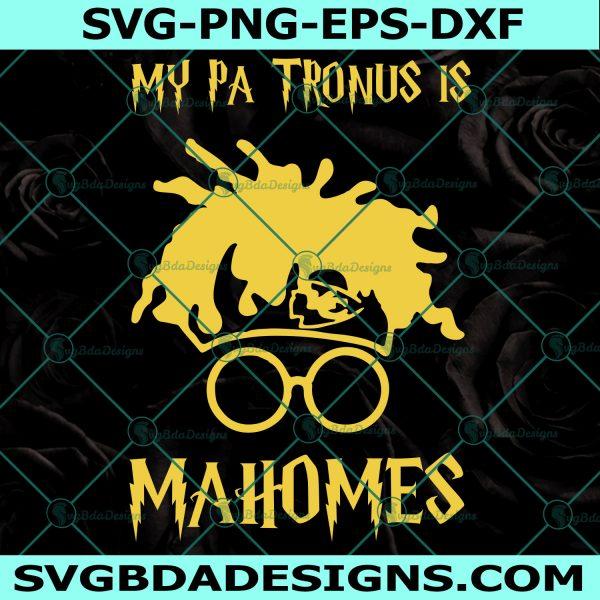 My Patronus Is Mahomes Svg, Harry Potter Svg, Kansas City Chiefs Svg, Cricut, Digital Download