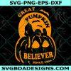 Snoopy happy halloween svg, Great Pumpkin Believer since 1966 Svg, Snoopy Svg, halloween svg, Cricut, Digital Download