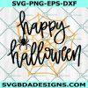 Spider Web Halloween svg, Spider svg, Happy Halloween SVG, Halloween svg , Cricut, Digital Download