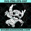 Stitch mummy svg, Mummy svg, Halloween svg, Stitch SVG, Disney halloween svg, Disney SVG, Cricut, Digital Download