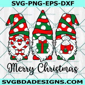 Merry Christmas Gnome Svg, Gnome Christmas Svg, Gnome Christmas Png, Funny Christmas Svg, Cricut, Digital Download