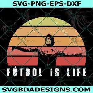 Ted Lasso Dani Rojas Futbol is Life Svg, Ted Lasso Svg, Ted Lasso AFC Richmond Svg, Coach Afc Richmond Svg, Cricut, Digital Download