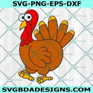 Turkey Thanksgiving Svg,Turkey Svg, Thanksgiving svg, Thankful Svg, Cricut, Digital Download